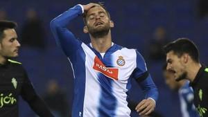 Baptistao se lesionó en diciembre ante el Sporting