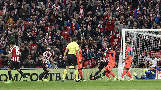 Video resumen Athletic Club - Granada (3-1). Jornada 24, Liga Santander 2016-17
