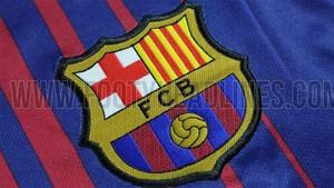 camiseta del barcelona verde 2017