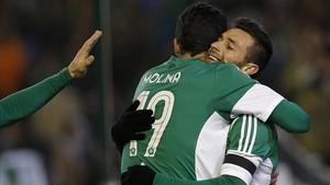Jorge Molina fue uno de los más expresivos en apoyo a Rubén Castro