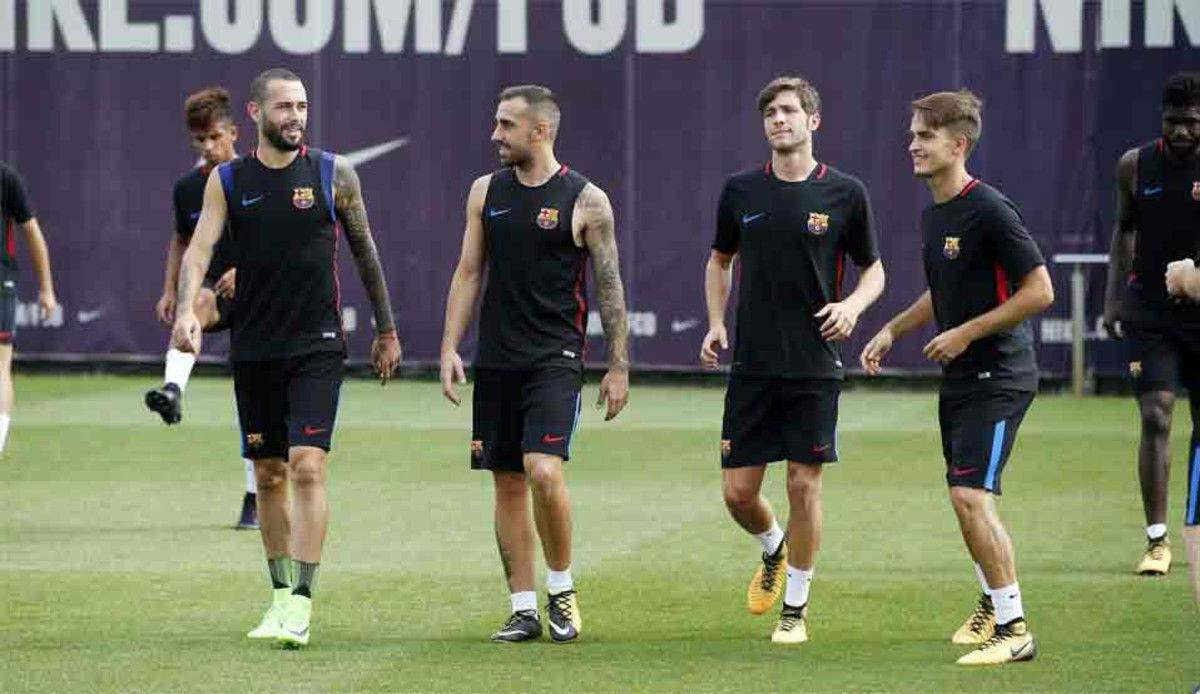 Valverde recupera a Messi y a los internacionales españoles