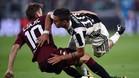 Dybala marcó por partida doble en la victoria de la Juventus contra el Torino