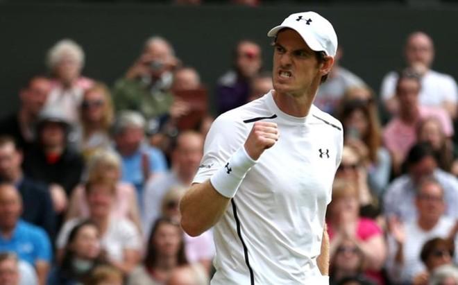 Andy Murray est� satisfecho de no haberse desgastado en exceso