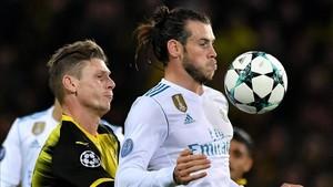 Bale no juega desde el pasado 26 de septiembre