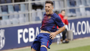 Carles Pérez jugará en Italia con el juvenil A