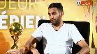 La entrevista a Riyad Mahrez
