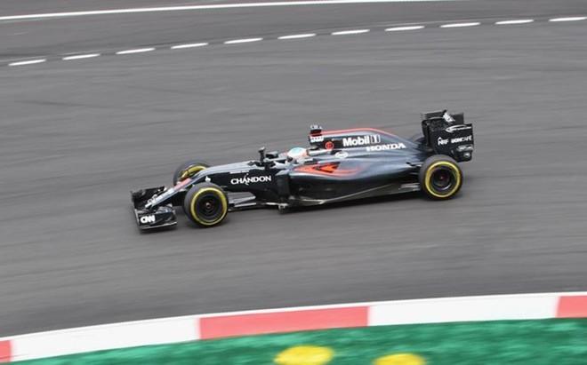 Fernando Alonso ha aprovechado la calificaci�n del GP de Malasia para hacer pruebas