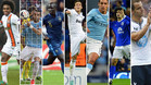 Willian, Negredo, Sakho, �zil, Navas, Fellaini y Soldado