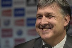 Gerardo Martino es feliz al frente de la selecci�n de Argentina