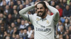 La amenaza del Real Madrid a Isco