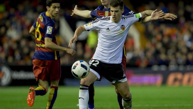 Las im�genes del Valencia, 1 - FC Barcelona, 1