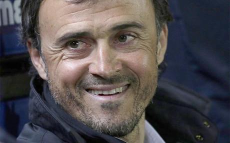Luis Enrique afirma que ya solo piensa en el pr�ximo partido de Liga