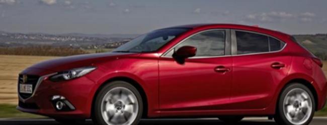 Motor diesel de bajo consumo para el compacto de Mazda