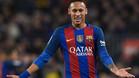 El parte médico de Neymar