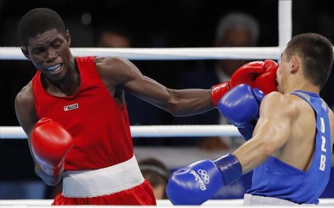 Tres boxeadores apostaron en los Juegos de R�o. Los deportistas no pueden hacerlo...