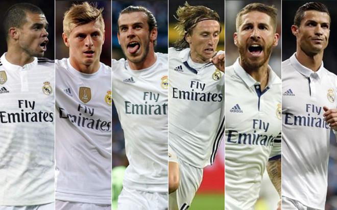 El Real Madrid es el equipo con m�s nominados entre los 30 aspirantes al Bal�n de Oro
