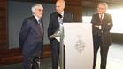 Trias, Aguilera y Ecclestone anunciaron la renovación del acuerdo