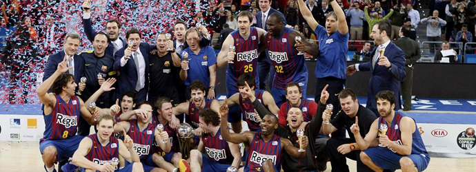 El Barça Regal conquista su vigesimotercera Copa ACB