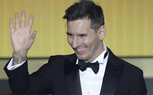 Messi también habló del futuro en la gala del Balón de Oro 2015