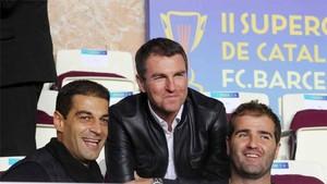 Robert Fernández apoyó a Piqué