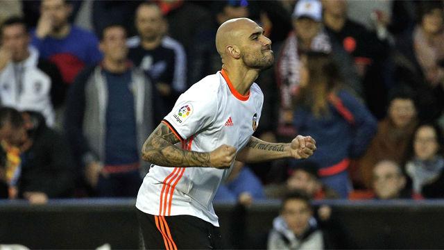 Video resumen: El gol de Zaza en el Valencia - Real Madrid (2-1). Jornada 16, Liga Santander 2016-17