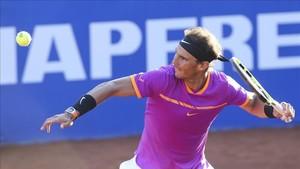 Rafa Nadal disputará su décima semifinal en Barcelona