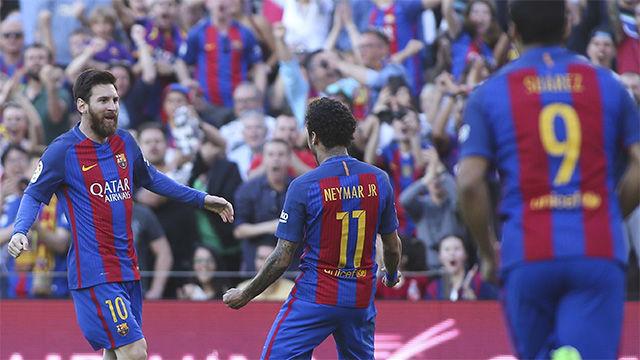 Video resumen FC Barcelona - Villarreal (4-1). Jornada 36, Liga Santander 16-17