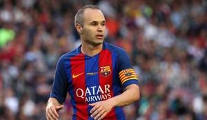 Iniesta, capitán del Barcelona