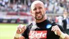Pepe Reina puede dejar el Nápoles este verano