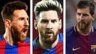 El tridente del Barça
