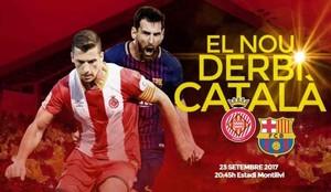 El Girona - FC Barcelona provocará el lleno en Montilivi