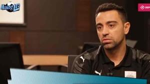 Xavi ha concedido una entrevista exclusiva a Mundo Leo