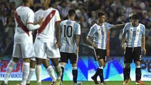 Argentina se la juega ante Ecuador