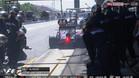 Alonso se pasó de frenada en boxes por sus problemas de frenos