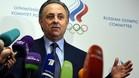 Vitaly Mutko carg� duramente contra la IAAF, de la que solicit� su disoluci�n
