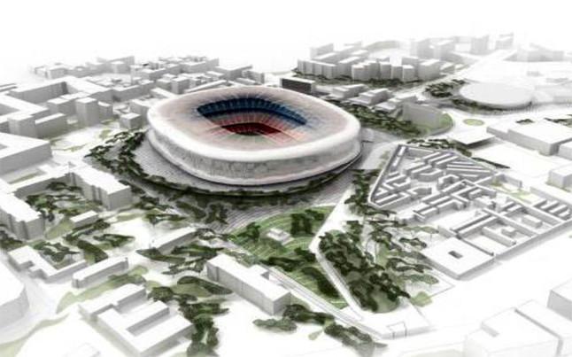 К 2021 году «Барселона» построит новый «Камп Ноу»