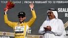 Mark Cavendish consigue su primera victoria del a�o en Catar