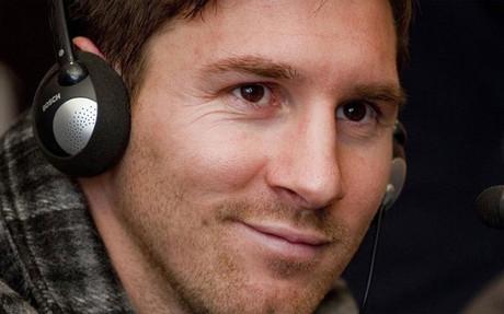Messi, un amante de la m�sica argentina