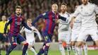 Piqué y Mathieu no estarán en el debut liguero del FC Barcelona en San Mamés el próximo domingo