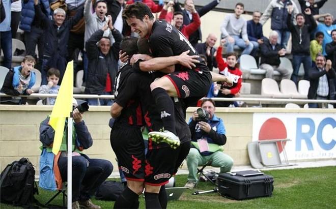 El Reus confirm� ante el Lugo su buen momento