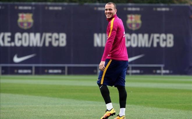 Sandro no continuar� en el Barcelona