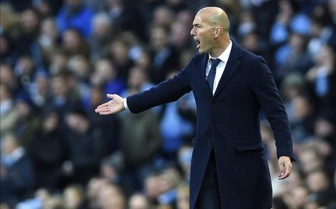 Zidane habl� en el canal oficial del Real Madrid