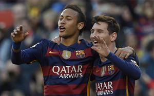 Messi y Neymar se han repartido los goles de 2016