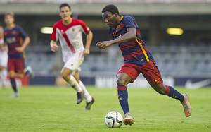 Dongou ya no es jugador del FC Barcelona