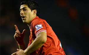 Suárez lleva muchos años marcando goles como churros