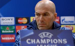 Zidane no ha podido aguantar el ritmo del FC Barcelona