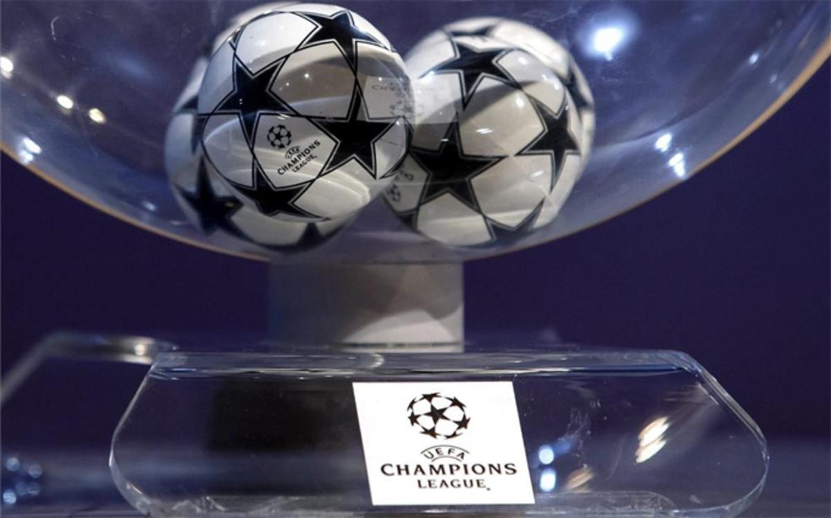 Se sortearon las semifinales de la Champions League y Europa League
