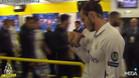Pillan a Cristiano Ronaldo 'rajando' de Keylor...