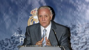 José Emilio Santamaría, exentrenador del Espanyol