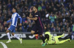 RCD Espanyol 0- FC Barcelona 3